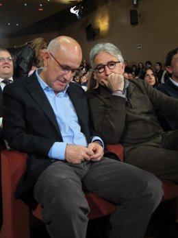 Josep Antoni Duran Y Josep Sánchez Llibre (UDC)