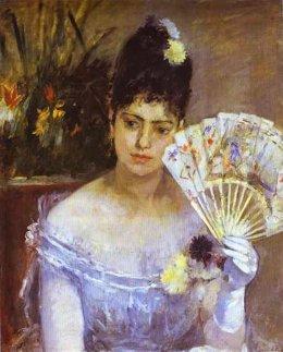 Berthe Morisot.