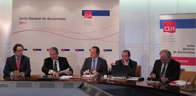 Junta De Accionistas De La Compañía Logística De Hidrocarburos (CLH)