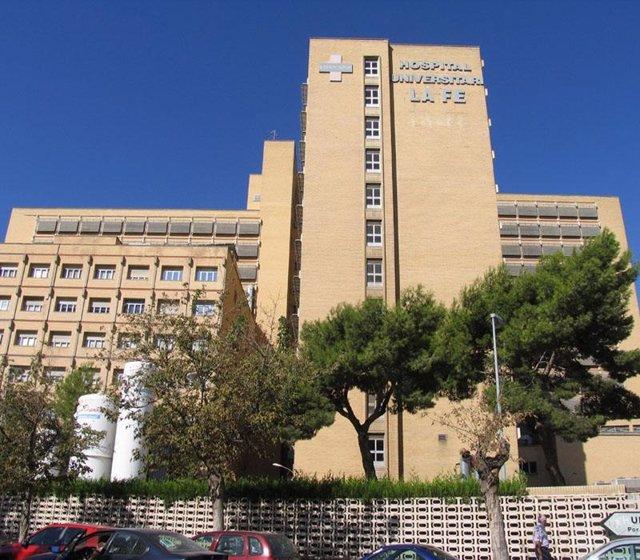 Hospital La Fe en Valencia