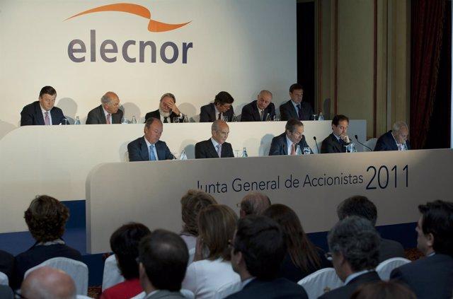 Junta De Accionistas De Elecnor