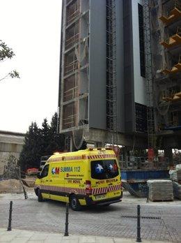 Edificio Donde Se Produjo El Accidente Laboral