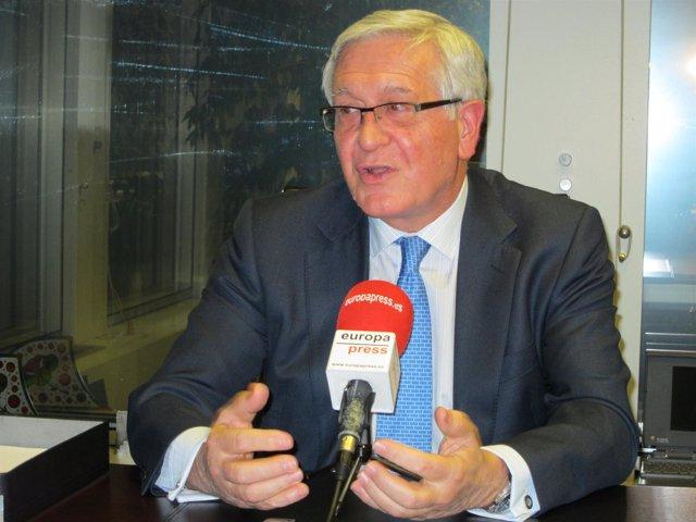 Presidente De APCE, José Manuel Galindo