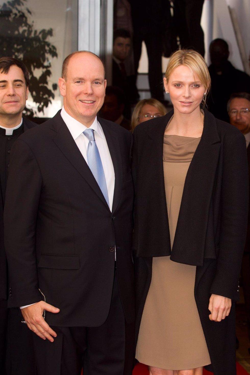 Charlene De Monaco Y Alberto