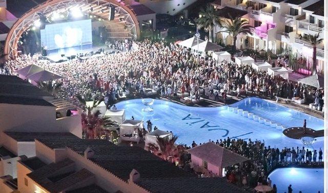 Imagen De Ushuaia En Ibiza (Fiesta Hotel Group)