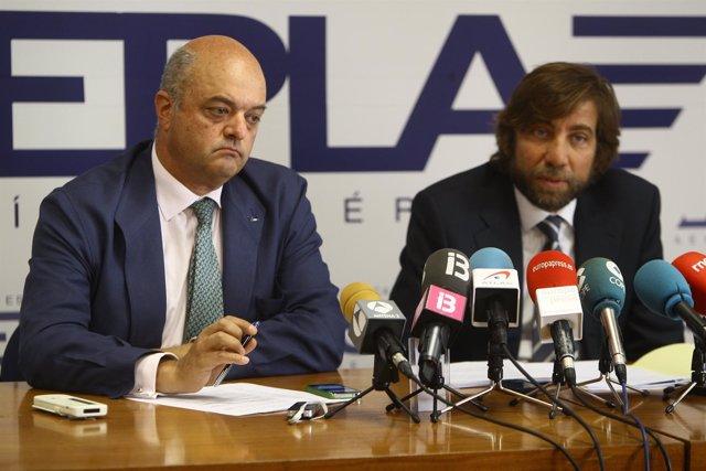 Luis Crespi Y Javier Martínez De Velasco, Del Sepla