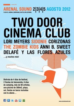 Two Door Cinema En El Arenal Sound