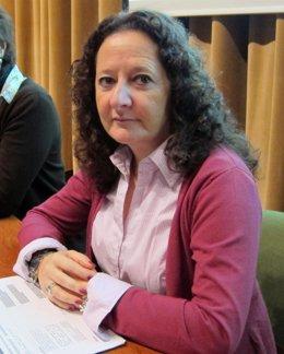 Responsable Sectorial De La Industria Química De CC.OO. Pilar García
