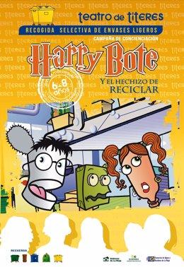 Campaña De Reciclaje 'Harry Bote Y El Hechizo De Reciclar'