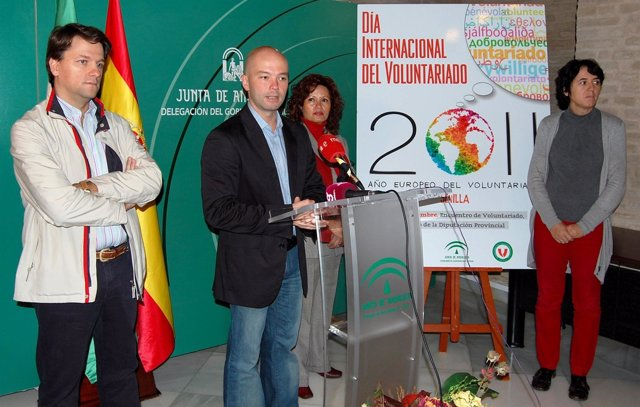 Presentación De Actividades Para El Día Internacional De Voluntariado