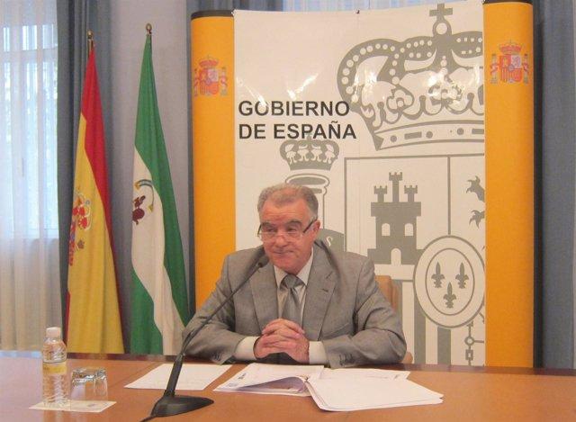 Fernando Calahorro Explica Los Datos Sobre El Dispositivo Para El 20N.