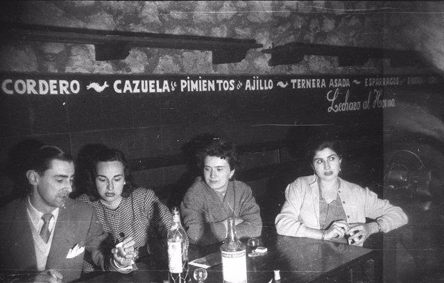 José Luis Álvarez Lavín, Marisa Elorduy, Teresa Santamatilde Y Pilar Prieto