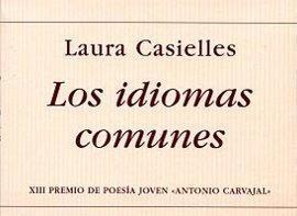 Laura Casielles, Premio Nacional de Poesía Joven 'Miguel Hernández' 2011