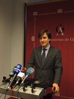 Concejal Socialista En Gijón Jose María Pérez