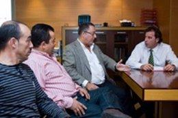 Reunión Obras Públicas