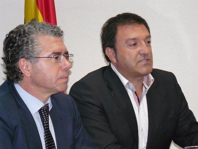 Granados Y Sánchez Duranta La Rueda De Prensa