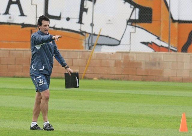 El Entrenador Del Valencia, Unai Emery