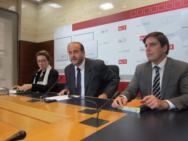 Guijarro Y Consejera Economía Andalucía