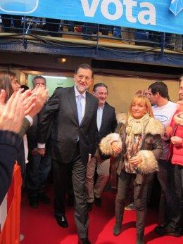 Acto De Rajoy En León