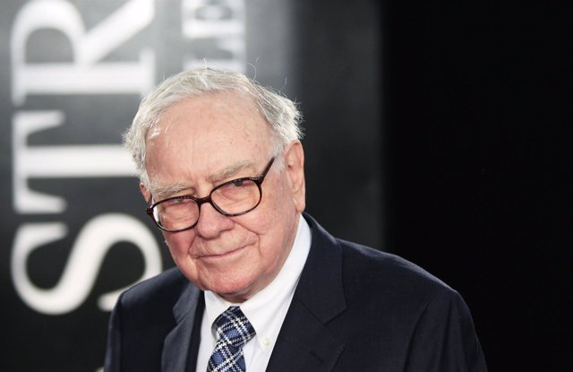 El multimillonario Warren Buffet