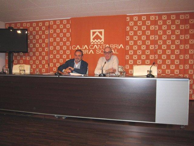 Ramón Teja Y Orestes Cendrero, De Cantabria Nuestra