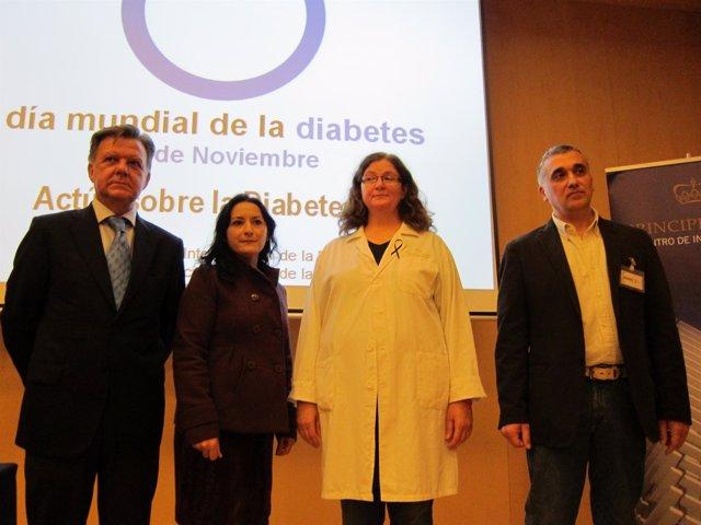 Presentación De Artículo Diabetes