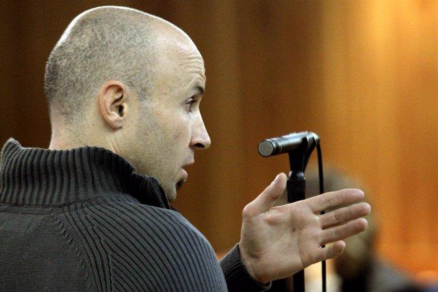 Juicio En La Audiencia Nacional Contra El Presunto Etarra Gurutz Aguirresarobe
