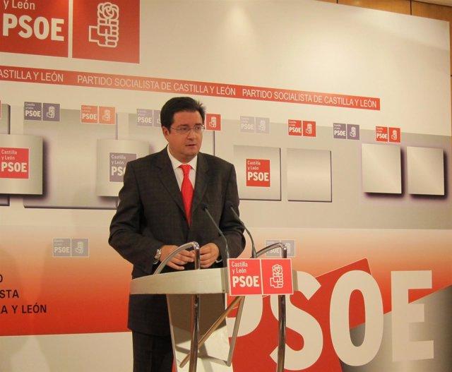 El Secretario Autonómico Del PSOE, Óscar López