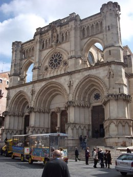 Catedral Y Plaza Mayor Cuenca