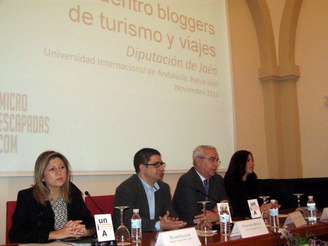 Mesa Redonda Con Blogueros
