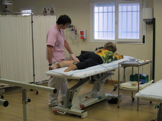 Rehabilitación En Un Hospital De La Comunidad De Madrid