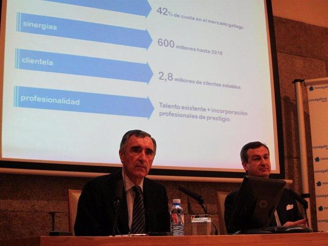 Castellano Y González-Bueno, De Novagalicia Banco