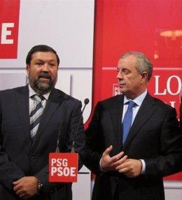 Francisco Caamaño Y Pachi Vázquez