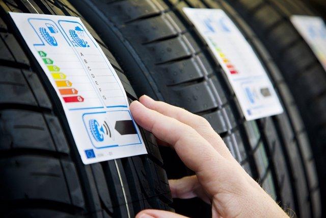 Nueva Etiqueta Europea Para Neumáticos