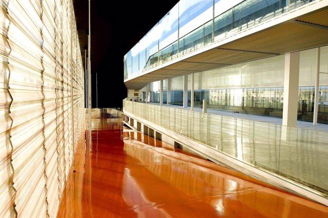 Nuevo Auditorio Y Palacio De Congresos De Cartagena