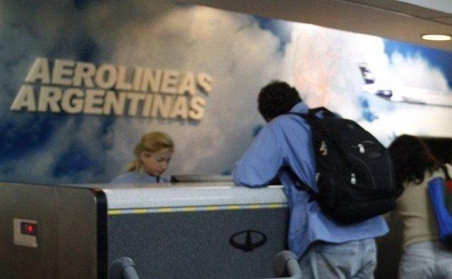 Aerolíneas Argentinas Pasa A La Fuerza  Aérea