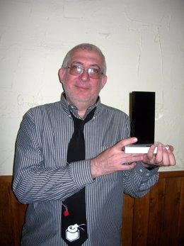 El Escritor Zaragozano David Jasso