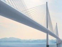 Puente En Edimburgo, Obra De ACS Y Hochtief