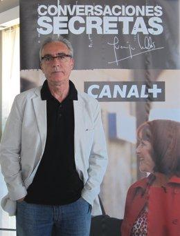 Juan José Millás Presenta El Programa 'Conversaciones Secretas'