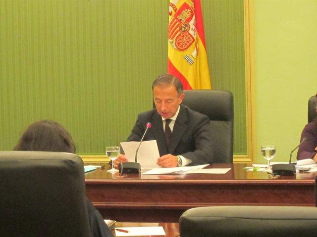 Carlos Delgado En El Parlament
