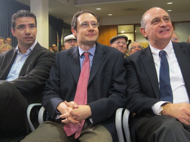 Manuel Buenaño, Pere Calviño Y Jorge Fernández