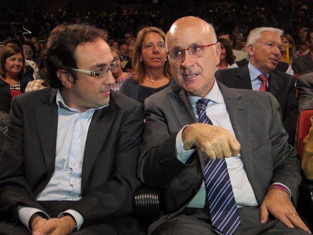 Josep Antoni Duran Y Josep Rull