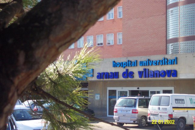 Hospital Universitario Arnau de Vilanova (Lleida)