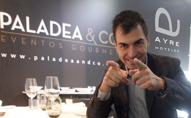 El Chef Ramón Freixa