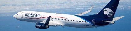 Aeroméxico transporta 11,8 millones de pasajeros hasta octubre, un 24% más que en 2010