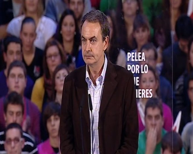 """Zapatero: """"Sin Rubalcaba no habría fin de ETA"""""""