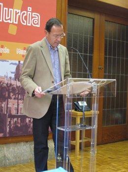 Alcalde De Murcia, Miguel Ángel Cámara