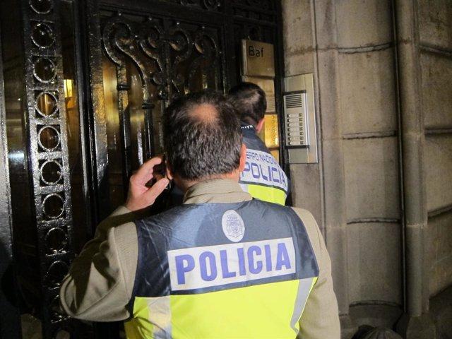Registro Policial En El Instituto Nóos Vinculada A Urdangarín