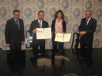 España/México.- España y México firman un acuerdo de cooperación bilateral en materia de recursos hídricos