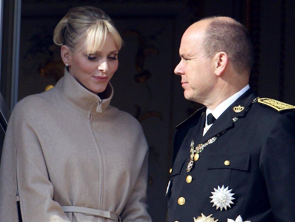La Princesa Charlene De Mónaco Y Alberto II